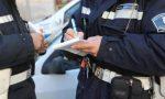 Fast and furious in città: 12 multe per un totale di quasi 2mila euro in una mattina