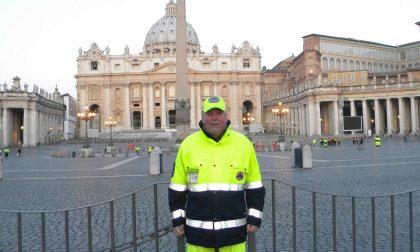 Vittuone piange Bruno Carollo, coordinatore della Protezione Civile
