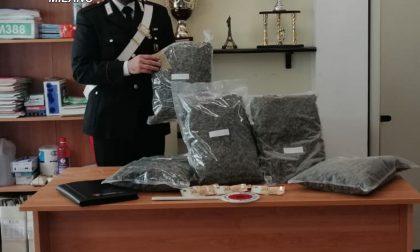 Oltre 5 chili di droga nascosti nel bagagliaio: arrestato