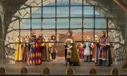 Palio di Legnano, la storica battaglia raccontata dalle marionette Colla