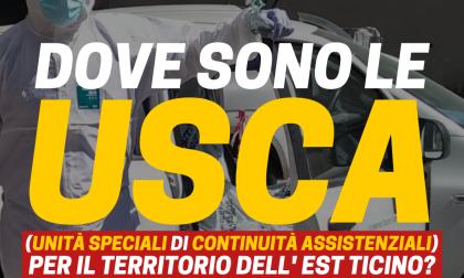 Il Pd chiede risposte sulle Usca nell'Est Ticino