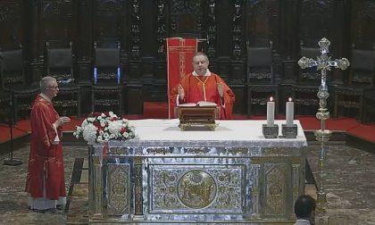 Palio di Legnano, Messa solenne nella basilica - LE FOTO