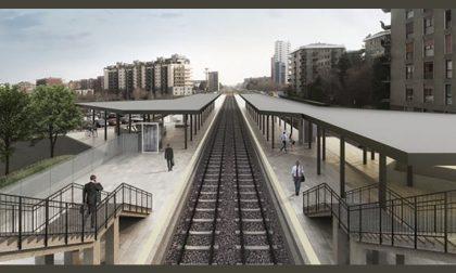 Lavori sulla linea S9, una nuova fermata in Tibaldi. FOTO