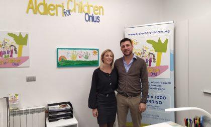 Aldieri for children: pazienti connessi e un giardino pediatrico