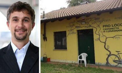 """Cassinetta, Bona: """"Il locale Pro loco non è abusivo"""""""