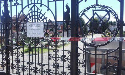 """Il cimitero resta chiuso: """"Scelta impopolare ma necessaria"""""""