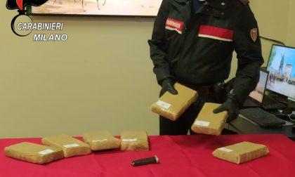 Da Roma a Legnano in macchina con oltre 7 chili di cocaina nascosta nel bagagliaio