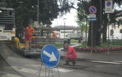 Rho: Arriva la primavera iniziano i lavori sulle strade