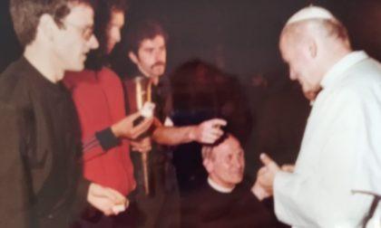 """Cento anni fa nasceva Papa Wojtyla: """"Ecco il ricordo di quando l'abbiamo incontrato"""""""