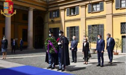 Commissario Calabresi: la Polizia lo ricorda nel 48esimo anniversario della scomparsa FOTO