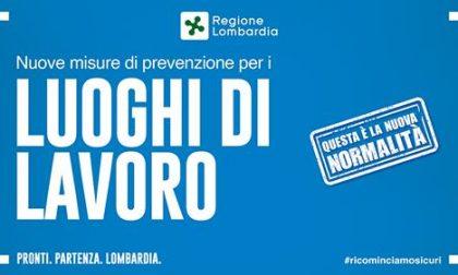 Nuova ordinanza: indicazioni per i datori di lavoro in Lombardia da lunedì 18 maggio