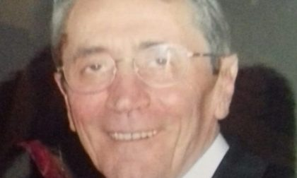Abbiategrasso piange l'ex assessore Mario Sfondrini