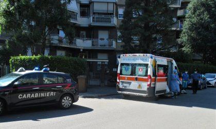 Anziana investita in via Varese