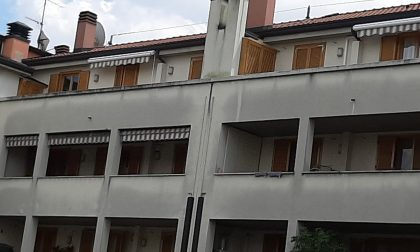 Paura a Novate: prende fuoco un appartamento