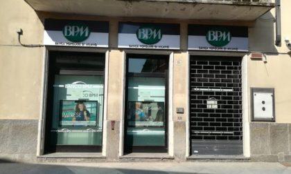 Riapre la filiale Bpm: lo annuncia il sindaco