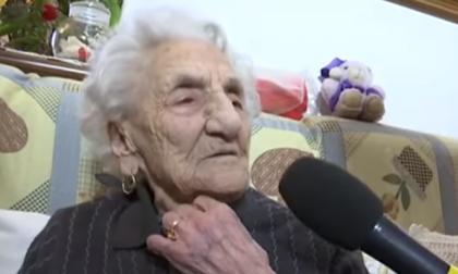 Muore a 112 anni Erminia Bianchini: era piemontese la donna più longeva d'Italia