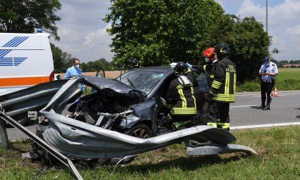 Grave incidente a Monza: coinvolto un legnanese FOTO/VIDEO