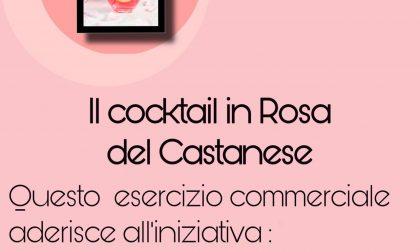 """""""Il Cocktail in Rosa del Castanese"""" per la prevenzione del tumore al seno"""