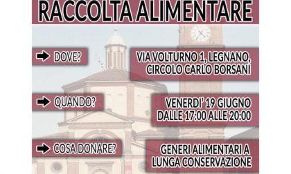 Anche  Fratelli d'Italia Cerro Maggiore e Cantalupo aderisce alla raccolta alimentare