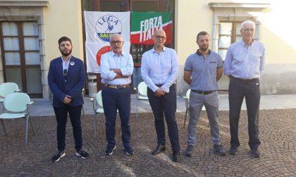 Raffaele Cucchi è il candidato sindaco della coalizione di centrodestra