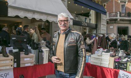 E' ufficiale: Franco Colombo si candida a sindaco