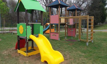 Parchi giochi vietati sino al 20 aprile