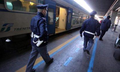 Controlli sui treni: arresti due uomini per tentata rapina ed uno ricercato per spaccio