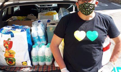 Spesa solidale: 900 chili di aiuti alimentari ai bisognosi