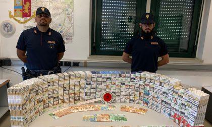 Arrestato 27enne per il contrabbando di 16 chili di sigarette