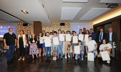 Premiazione per il premio di poesia e narrativa Giovanni da Legnano FOTO