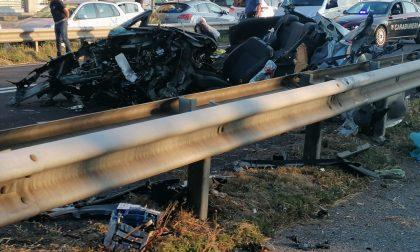 Scontro frontale con un camion: 26enne di Bollate in gravi condizioni