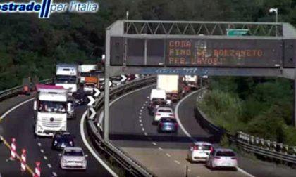 """Autostrade Liguri: bollettino di guerra """"live"""", arriva un altro weekend da bollino rosso"""