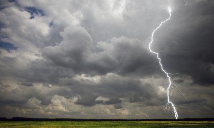Questa sera in arrivo forti temporali (e locali grandinate)   Previsioni meteo Lombardia