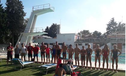 La piscina di Legnano ospita le eccellenze del nuoto