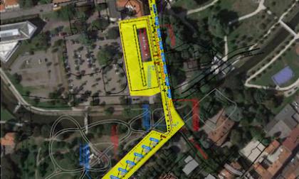 Grande Trittico Lombardo: accesso a Palazzo Malinverni