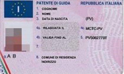 Corbetta, fermato automobilista con patente falsa