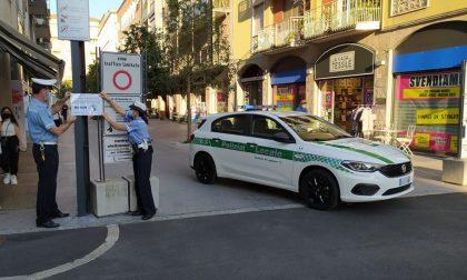 Movida a Legnano, maxi dispiegamento di Forze dell'ordine