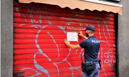 La Polizia di Stato sospende la licenza di un bar per 10 giorni