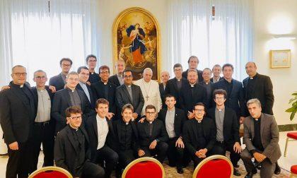 I diaconi in pellegrinaggio dal Papa