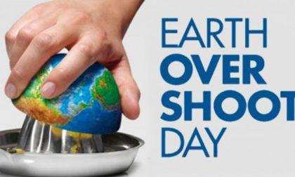 """Overshoot Day: ora si inizia a """"consumare"""" il pianeta"""