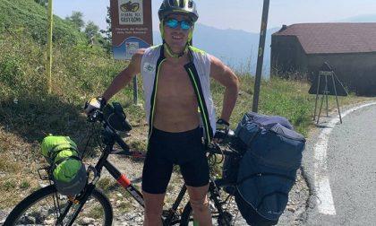 Da Legnano a Palermo… pedalando in solitaria