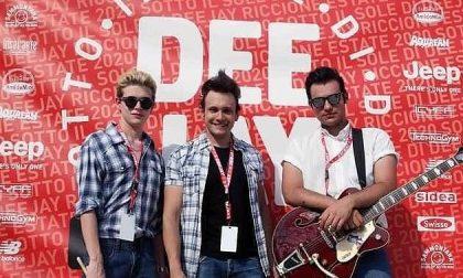 """Dan e i suoi fratelli arrivano con la loro """"arca"""" al deejay on stage"""