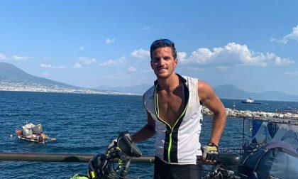 Legnano-Palermo in bici: missione compiuta
