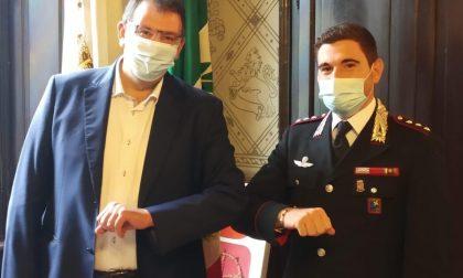 Il Capitano dei Carabinieri, Simone Musella, trasferito a Catania