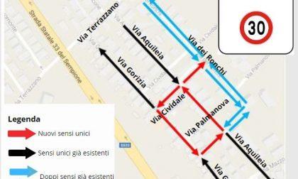 Viabilità a Rho: novità per il quartiere San Pietro