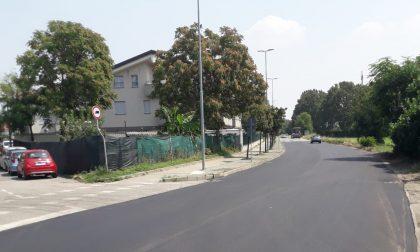 Al via i lavori di asfaltatura