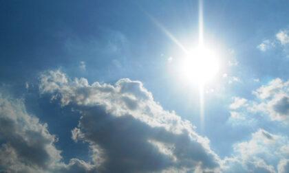 Nel weekend sole e temperature massime superiori al periodo   Meteo Lombardia