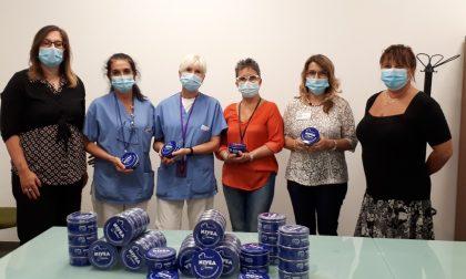 La Nivea dice grazie gli infermieri italiani con un dono FOTO