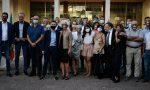 Fratelli d'Italia presenta la sua lista a supporto di Cucchi – LE FOTO