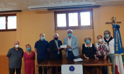 Un aiuto per le famiglie in difficoltà: Unci raccoglie 2mila euro
